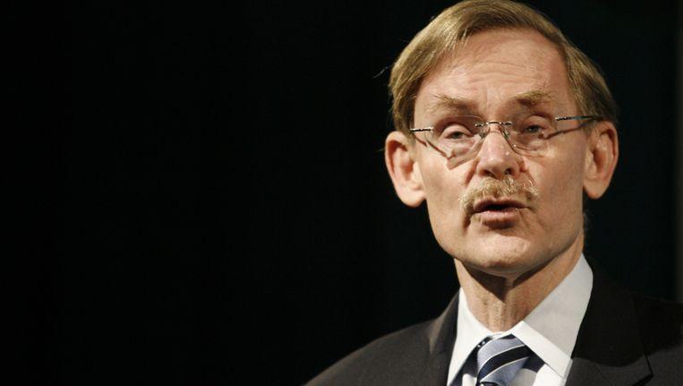 De Amerikaanse topman van de Wereldbank, Robert Zoellick Beeld AFP