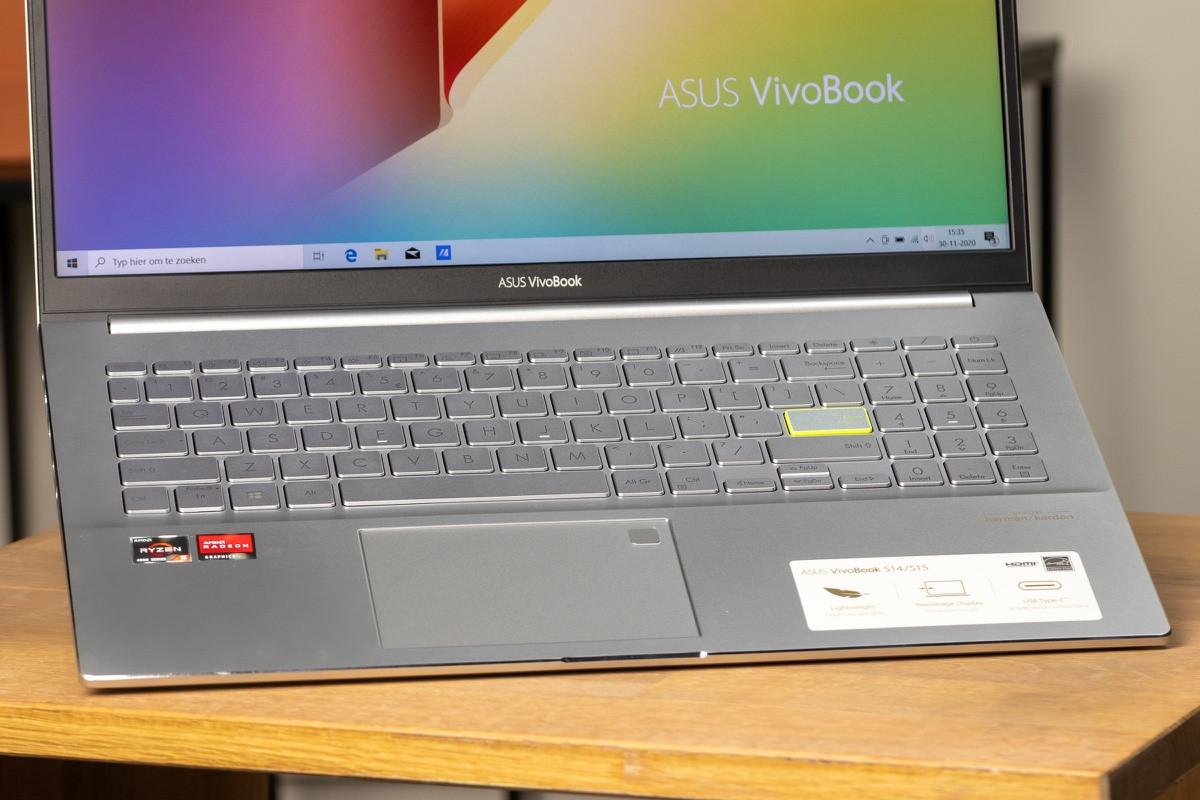Asus VivoBook s15
