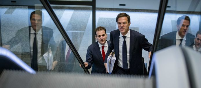 Mark Rutte gaat deze week z'n record als langstzittende premier niet vieren. 'Nee joh.'