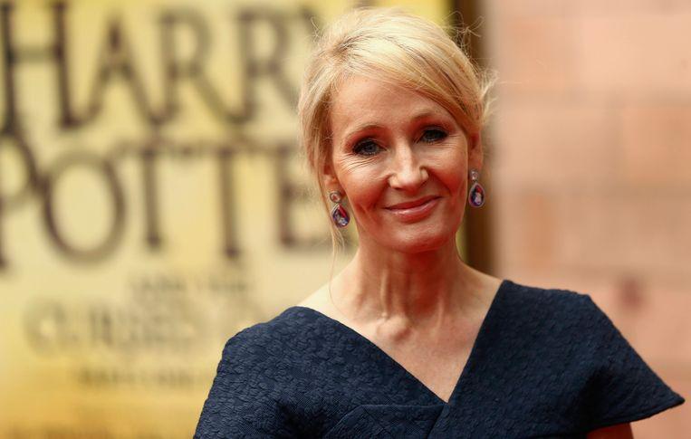 Auteur J.K. Rowling. Beeld REUTERS