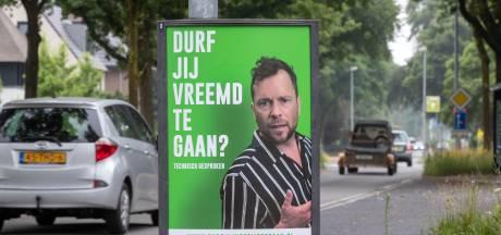Pikant reclamebord zorgt opnieuw voor rel: 'Frustratie wekken was niet de bedoeling'