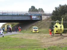 Ongeluk bij Wilsum blijkt val van hoogte; jongen ernstig gewond