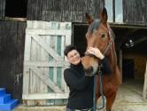 Barbara Droppert is goudsmid én dierenartsassistent