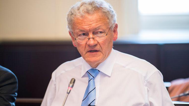 Minister van Mobiliteit Bellot (MR). Beeld BELGA