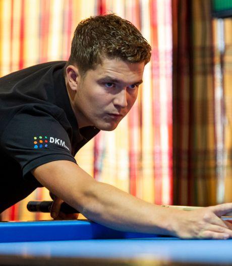 De Kok verliest van Blomdahl, maar de wereldkampioen zal hem niet snel meer vergeten