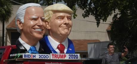 Facebook weigert voortijdige claims op de winst door Trump en Biden
