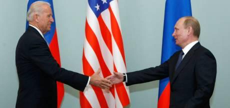 """Joe Biden propose un sommet Russie - États-Unis: Moscou """"va étudier"""" la proposition"""