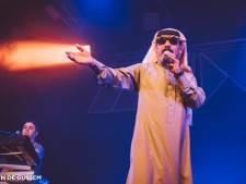 Arabisch stampen voor beginners bij Omar Souleyman in Tilburg