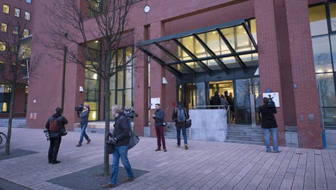 De rechtbank in Roermond, archieffoto.