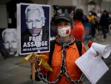 Stellig 'nee' van  WikiLeaks-oprichter Assange tegen uitlevering aan Verenigde Staten