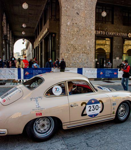 Verslaggever rijdt mee in de beroemde Mille Miglia: elke dag een video vanuit de Italiaanse klassiekerrally