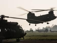 Route helikopters wordt een stukje verlegd, Haghorst wordt daarmee iets ontzien