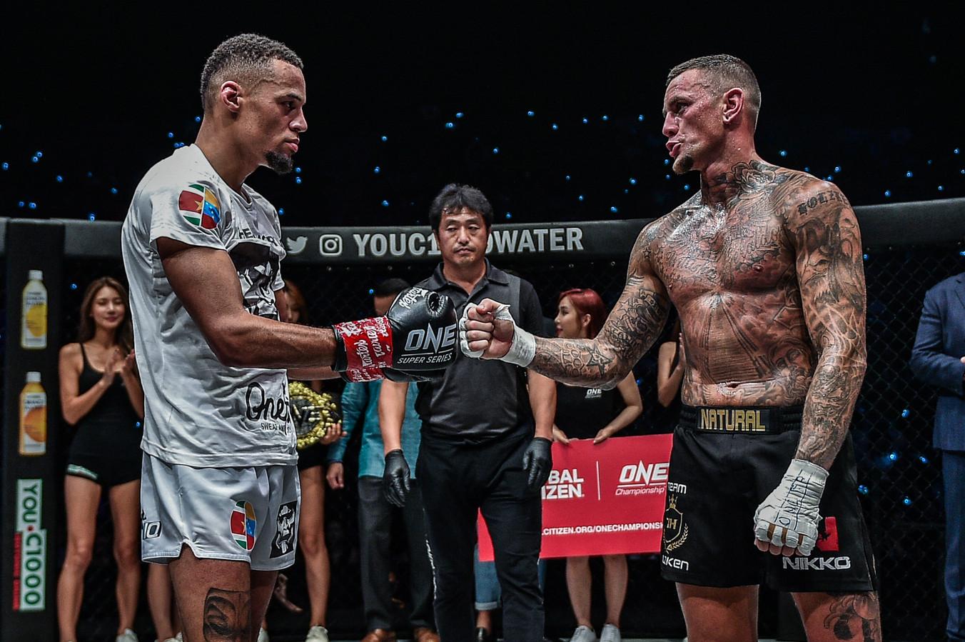 Nieky Holzken stond op 25 oktober van het vorige jaar voor het laatst in de ring, toen verloor hij van Regian Eersel.