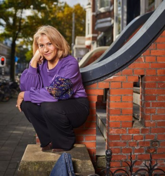 Bep Slechte Prijs-winnares Natasja Morales: ,,Er zijn in Rotterdam weinig media-projecten voor jongeren met een rugzak.''