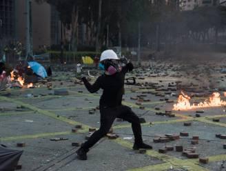 """Trump: """"Zonder mij was Hongkong in 14 minuten van de kaart geveegd"""""""