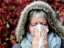 Veel zieken in klassen en op werk, maar nog lang geen griepgolf