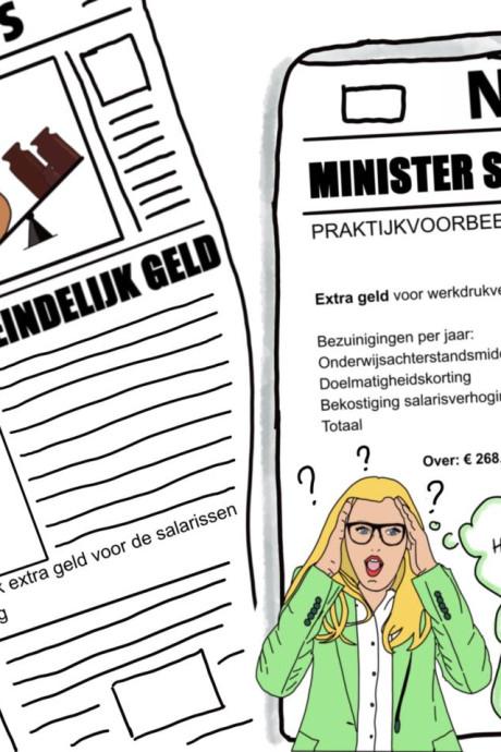 Scholenkoepel WereldKidz grijpt naast 1,2 miljoen euro