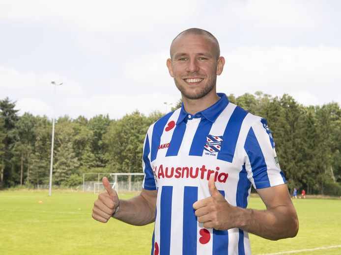 Sven van Beek bij SC Heerenveen