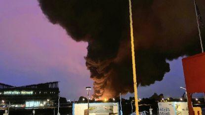 CdH vraagt onderzoek naar rookwolk van fabrieksbrand in Rouen
