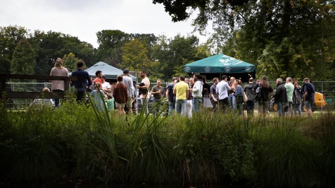 Lekker Ding Festival Deurne: Gemoedelijk biertjes proeven in kasteeltuin