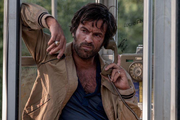 Romain Duris als ontvoerder Cinquanta Beeld