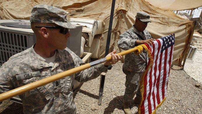 De oorlog in Irak is één van de oorlogen die de Verenigde Staten heel veel geld heeft gekost.