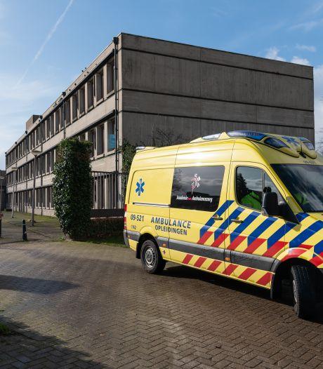 Ambulances vertrekken woensdag voor het laatst vanaf de Zonnehof