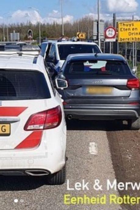 Politie rijdt woninginbreker en autodief klem na snelle tip van oplettende buurman