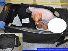 Ontvoerd Brits model: Ik zat vast in een tas