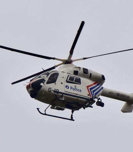 L'individu menotté qui avait pris la fuite à Turnhout a été retrouvé