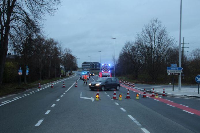 Ondanks de heraanleg van de omgeving van het kruispunt Vier Wegen in Schendelbeke gebeurden er nog heel wat zware ongevallen.