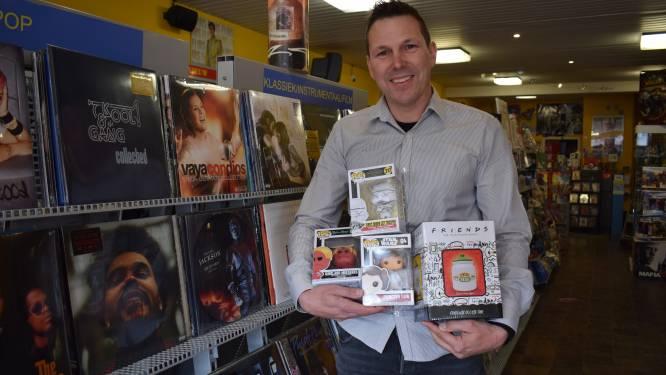 """""""Fier om te kunnen zeggen dat ik Free Record Shop overleefd heb"""": kleine multimediastore l'Obcédé van Michael Brandt bestaat al 25 jaar tussen grote ketens"""
