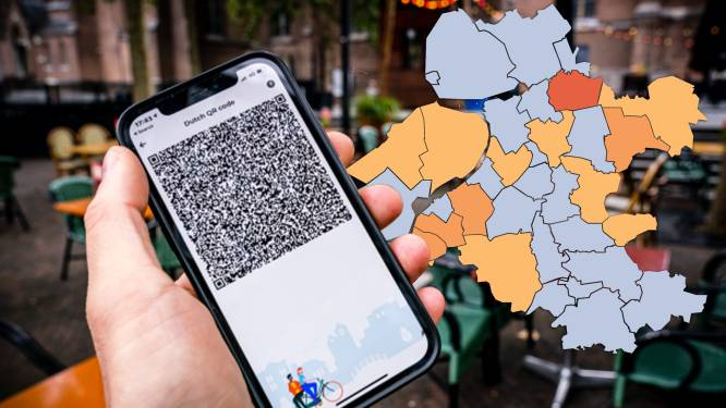 KAART   Staphorst springt eruit op coronakaart, zes gemeenten met nul-score in deze regio
