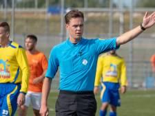 Arbiter uit Oostkapelle opgenomen in talententraject van KNVB