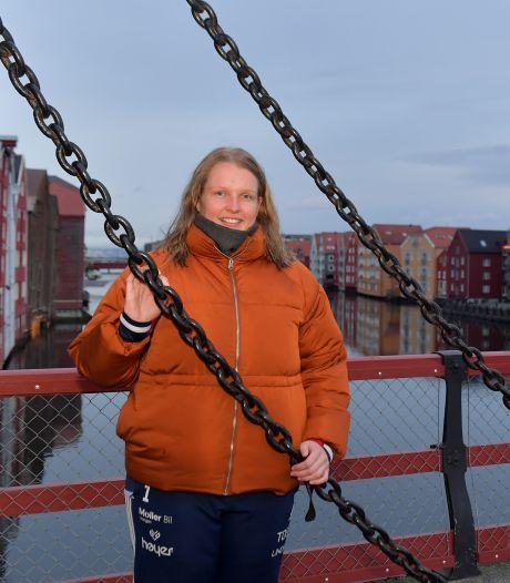 Voor handbalster Annick Lipman gaat er na zeven jaar niets boven Noorwegen