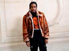 A$AP Rocky schuldig bevonden en krijgt voorwaardelijke straf