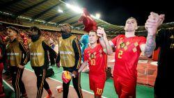 Onze chef voetbal ziet hoe een thuiswedstrijd van de Rode Duivels een feest blijft