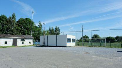 Verouderde voetbalinfrastructuur 'Weule Put' ruimt plaats voor nieuwe groene long