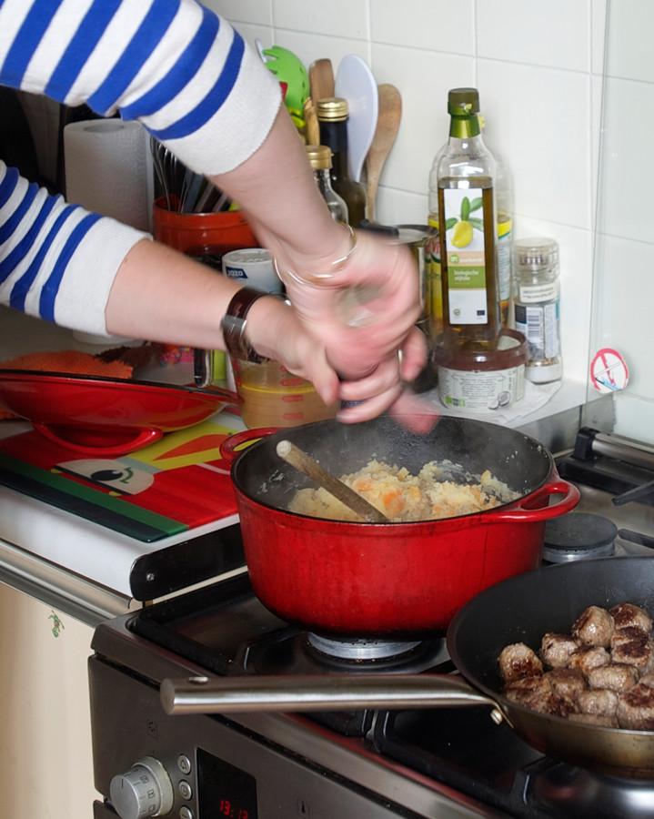 Negen horecabedrijven in Houten gaan duurzaam koken voor het goede doel.