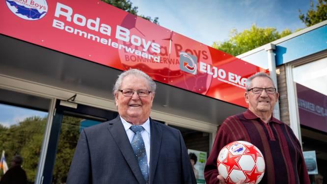 Al 75 jaar met hart en ziel verknocht aan Roda Boys; Cornelis en Tinus zijn van meet af aan lid