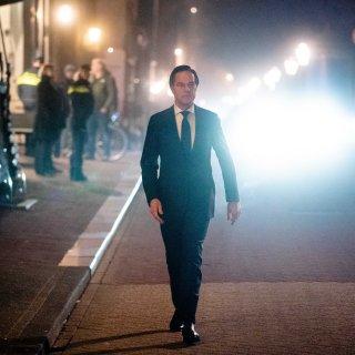 Bij de VVD liggen ze niet wakker van deze campagne. Hoe saaier, hoe beter