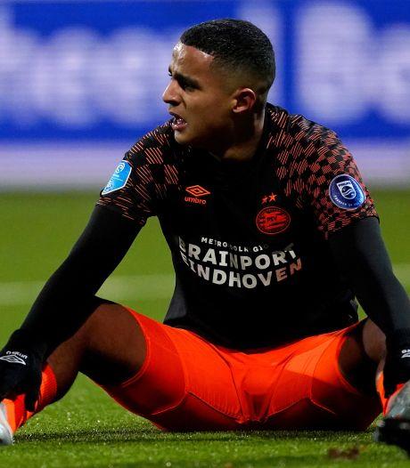 PSV'er Ihattaren schaart zich achter Van Bommel: 'Het ligt niet aan de trainer, het ligt aan ons'