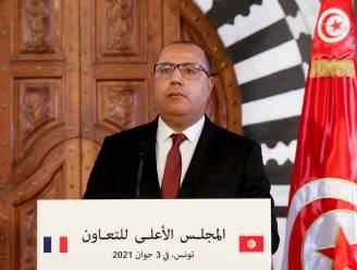 Ontslagen Tunesische premier is bereid zijn functie over te dragen