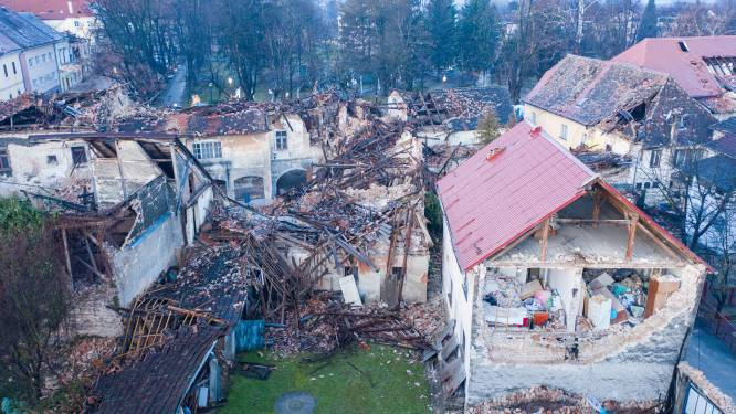 """Aardbeving in Kroatië: """"Puur toeval dat toeristische kust werd gespaard"""""""