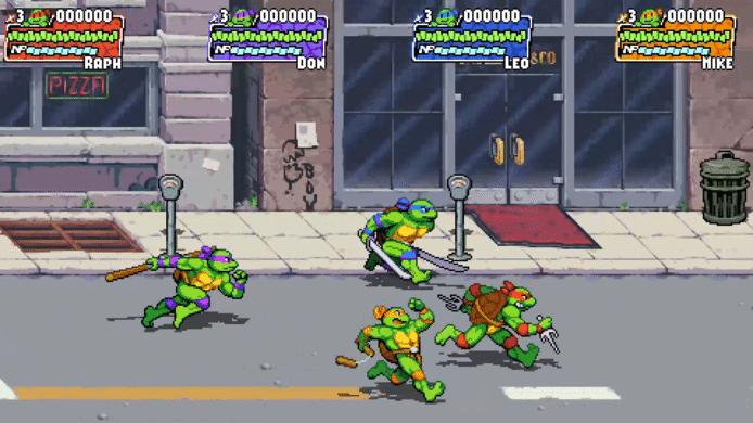 Na het succes van 'Streets of Rage 4' worden de klassieke 'Teenage Mutant Ninja Turtles'-games naar moderne consoles gebracht met 'Shredder's Revenge'.
