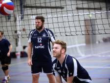 Primeur voor volleyballers De Burgst, vrouwen Symmachia halen uit