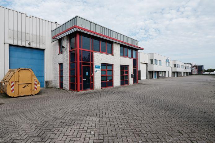 Een van de bedrijven in Duiven die onder de loep liggen bij de Inspectie SZW.