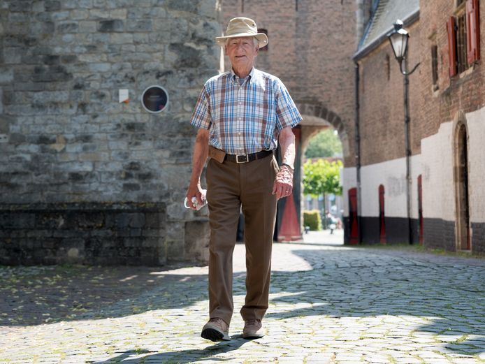 George Velthuijsen (87).