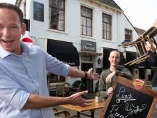 Eetcafé in Wijk bij Duurstede krijgt nieuwe eigenaar: 'Of het geen gok is in coronatijd? Ik ben ondernemer'