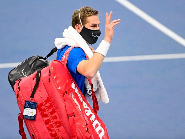 """Zo beleeft Kimmer Coppejans, die """"geen uitstel verwacht voor Australian Open"""", de quarantaine"""